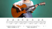 《那个女孩》吉他弹唱教学自学教程C调入门版 高音教 猴哥吉他教学-高音教公开课《弹唱卷》-高音教乐器