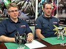 TIE Fighter - Gundam Double X