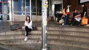 虎牙李俊直播录像2019-09-23 20时20分--20时57分 韩国 约好声音 卖艺
