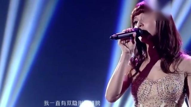 张韶涵《隐形的翅膀》励志的歌手 励志的歌!