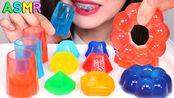 【kaho】可食用的子弹杯、可食用的珠宝、可食用的甜甜圈、果冻、口香糖、口香糖、口香糖。(2019年7月25日21时41分)