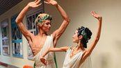 【芭蕾】哈恰图良作曲《斯巴达克斯》宫廷双人舞片段 May Hagahisa,Victor Caixeta 2020.2.5