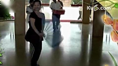 大扇舞《水墨丹青》