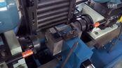 圆棒自动送料倒角机视频 全自动双头倒角机 无毛刺倒角机-全自动双头倒角机 最新片段