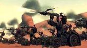 《剑网3》逐鹿中原 全新史诗级战争视频发布
