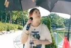 公园大妈翻唱王琪《情人迷》,唱的还不错