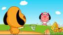 抓泥鳅-少儿优秀歌曲505l.com桌面儿童音乐