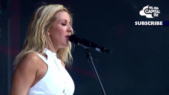 欧美冠军单曲的现场版!《Burn》,实力歌手的完美演绎