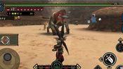 【冰箱】《怪物猎人2g ios》无火刚弓沙狮子-4分18秒
