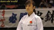 一起看看世界空手道形冠军中村绫乃的表演