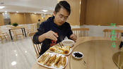 特色徐州sha饣它汤,小伙清早来品尝,有荤有素16元吃饱饱的