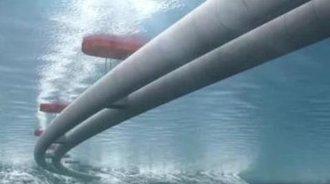 未来的海底高铁,期待未来科技