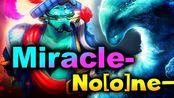 Miracle- Storm vs No[o]ne- Morph - 7.24b Patch - 8000 MMR PUB DOTA 2