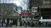 八十年代初长沙凯旋门附近街景