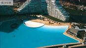 世界上最奇葩的泳池,游泳居然还要预约,这么美的泳池你见过吗?