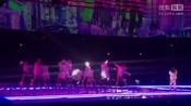 2017维密大秀怎可少的了王思聪,只是在秀场上,王思聪将张靓颖认成蕾哈娜-综艺精剪cut-综艺污妖王