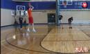7尺2大魔王一天训练集锦!你以为NBA这么好混,周琦的汗水谁知道