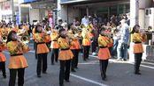 京都橘高校吹奏楽部 2018.11.11 長岡京ガラシャ祭 (Kyoto Tachibana SHS Band)マーチングバンド