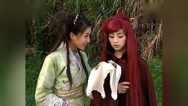 搜神传:好彩妹钟嘉欣愿意留在蛇妖身边,这心肠也太好了!