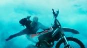 《极限特工3》电视预告 范·迪塞尔骑摩托乘风破浪