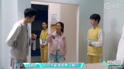 段浩男与学姐陈钰琪绅士互动