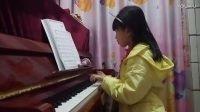 陈茹琳钢琴曲《卡农》