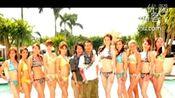 小肥、陈柏宇及10位候选澳门小姐《澳门小姐泳装环节外景拍摄》
