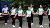 河南师范大学社会事业学院《健康动起来》快闪表演