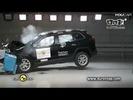 JEEP自由光ENCAP碰撞测试视频