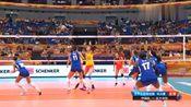 半决赛中国女排VS意大利第四局回放:张常宁替换李盈莹,31-29再平