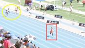 8岁女飞人!加速能力让人汗颜200米可赢对手30米,还破纪录了