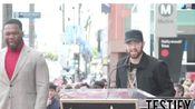 """(姆爷笑起来真好看)Eminem """"I Am Glad 50 Cent ls My Friend AndNot My Enemy"""