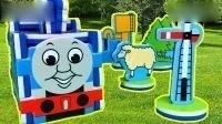 广之潮亲子互动 第一季 托马斯火车头拼图玩具 421