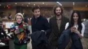 《办公室圣诞派对》曝片段 米勒麦克金农眉来眼去