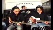 临沂阳光吉他刘军电吉他演奏:狂飙SOLO