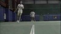 羽毛球步法教学