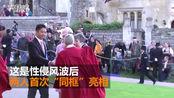 性侵风波后首度同框 刘强东夫妇出席英国皇室婚礼高调秀恩爱