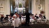 莫扎特第四号小提琴协奏曲--澳门玫瑰堂