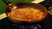 美食菜谱 韩国泡菜汤