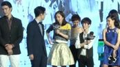 《小时代4》首映陈学冬现场落泪 郭敬明回应质疑 该攻击就继续攻击