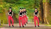 广场舞《 咱们屯里的人》 简单易学健身,动感又好看