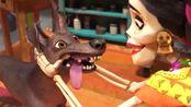 寻梦环游记:亡灵世界的人居然认为普通的土狗是蚊神犬
