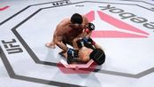 最天马星空的对决!夜魔与李小龙UFC激战五回合