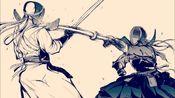每天一个快乐千面,剑友们为武汉祈福,武汉加油!中国加油!