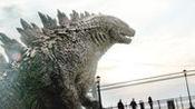 哥斯拉复活袭击纽约,一次生下200颗巨蛋,孵化出很多小怪兽