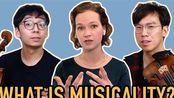 """【TwoSetViolin双琴侠】专业小提琴手以五种层次解释""""音乐性""""这个概念(从初学者到大师)特邀嘉宾:希拉里·哈恩"""