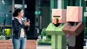 《我的世界》十周年之际微软公布全新AR版本宣传视频