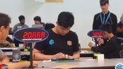 Max Park 6x6 World Record mean [1:17.37] WCCT-Cupertino