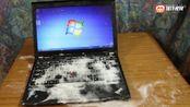 联想 ThinkPad X220 防水变态测试
