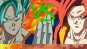 《龙珠超》超蓝贝吉特VS超四悟吉塔到底谁强?